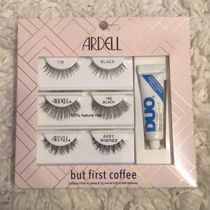 "Ardell ""But Firsr Coffee"" False Lash Set"